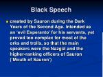 black speech1