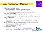 angel funding how hnws work