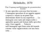 helmholtz 1870 ber ursprung und bedeutung der geometrischen axiome