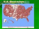 u s geocaches