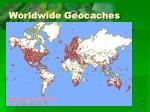 worldwide geocaches
