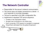 the network controller1