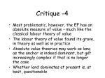 critique 4