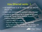 how ethernet works 1