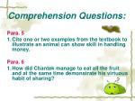 comprehension questions3