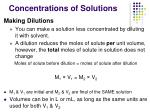 concentrations of solutions2