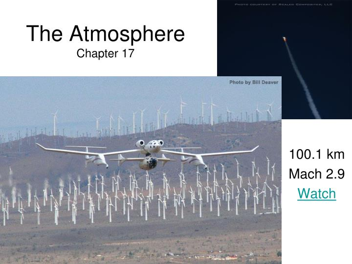 the atmosphere chapter 17 n.