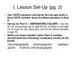 i lesson set up pg 2