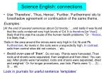 science english connections1