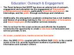 education outreach engagement