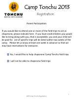 camp tonchu 20134