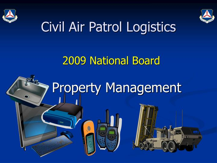 civil air patrol logistics n.