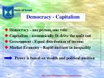 democracy capitalism