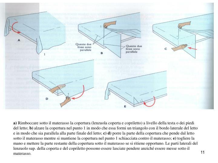 Ppt rifare il letto ospedaliero powerpoint presentation id 4538494 - Testa del letto ...