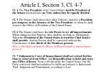 article i section 3 cl 4 7