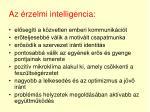 az rzelmi intelligencia