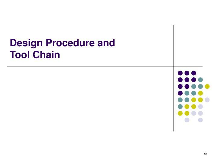 Design Procedure and