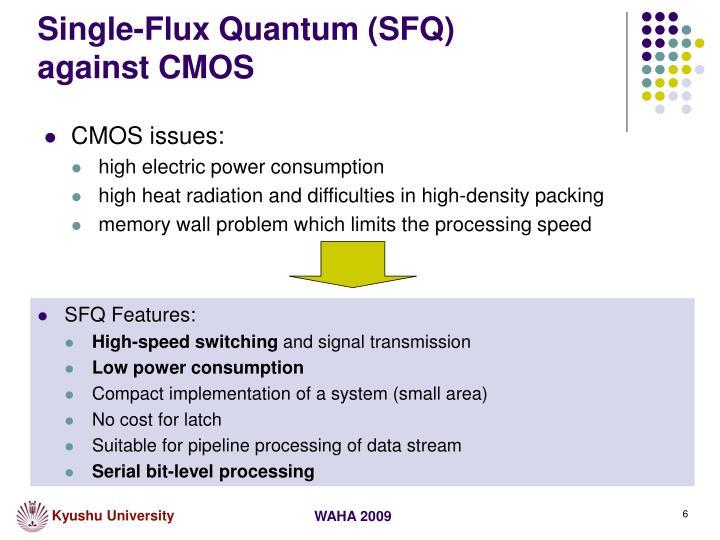 Single-Flux Quantum (SFQ)