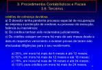 3 procedimentos contabil sticos e fiscais 3 6 terceiros2