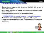 timeseries practicalities 4 of 6