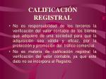 calificaci n registral4