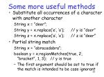 some more useful methods1