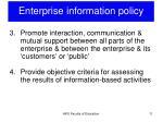 enterprise information policy5