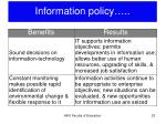 information policy1