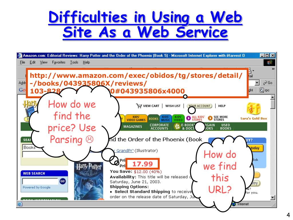 PPT - Web Services and SOAP PowerPoint Presentation - ID:4538998