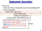 deployment descriptor1