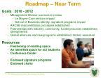 roadmap near term