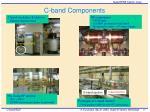 c band components1