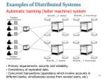 examples of distributed systems1