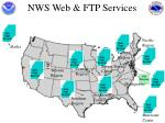 nws web ftp services