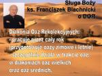 s uga bo y ks franciszek blachnicki o dor1