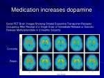 medication increases dopamine