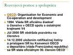 rozvojov pomoc a spolupr ca2