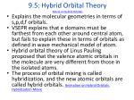 9 5 hybrid orbital theory movie on hybrid orbitals