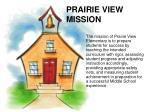 prairie view mission