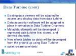 data turbine cont