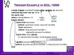 trigger example in sql 1999
