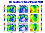 us southern great plains 2004