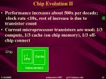 chip evolution ii