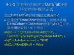 9 3 3 datatable2