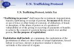 u n trafficking protocol1