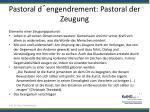 pastoral d engendrement pastoral der zeugung3