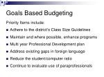 goals based budgeting1