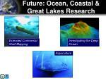 future ocean coastal great lakes research