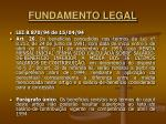 fundamento legal2