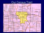 our census tract